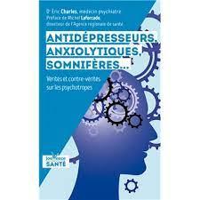 Livre Antidépresseurs, anxiolytiques, somnifères